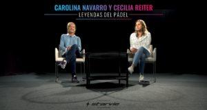 """StarVie estrena el documental """"Carolina Navarro y Cecilia Reiter. Leyendas del pádel"""""""