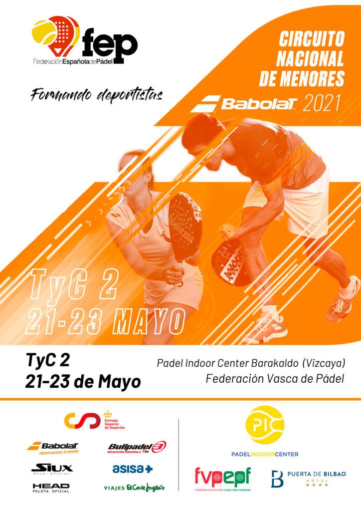 El TyC 2 Babolat en Vizcaya agita a la cantera en busca de las últimas plazas clasificatorias para el premium