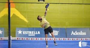 Definido el cuadro final masculino del Cupra Vigo Open 2021