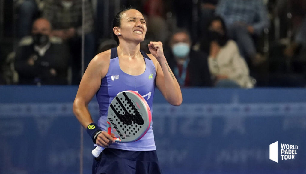 Los tres mejores puntos femeninos del Cupra Vigo Open 2021