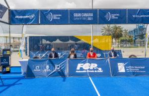 200 jugadores de 11 países arrancan el FIP STAR en Gran Canaria