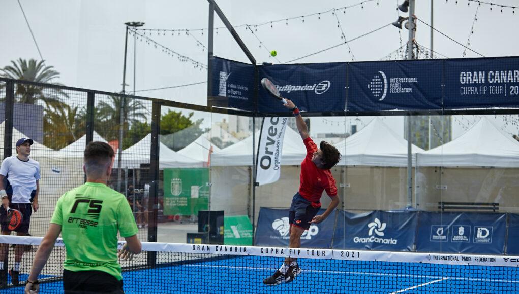 Llegó la hora de los internacionales en el FIP STAR Gran Canaria