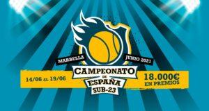 Marbella le abre la puerta al talento emergente con la celebración del Campeonato de España sub-23