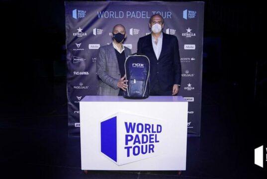 NOX amplía su presencia en World Padel Tour