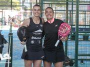 Ana Catarina Nogueira y Sofia Araújo formarán pareja en el circuito profesional