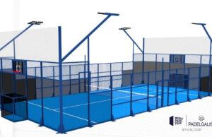 Padel Galis patenta una pista de pádel Multideporte para la práctica de 7 modalidades deportivas