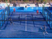 En directo la final masculina del Open del Campeonato de Europa de Pádel