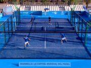 En directo las semifinales entre España y Francia del Campeonato de Europa de Pádel por equipos