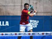 Lucas Campagnolo baja de última hora en el Estrella Damm Las Rozas Open 2021
