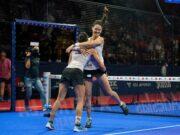 La remontada de Delfina Brea y Tamara Icardo marca los cuartos de final del Estrella Damm Valencia Open 2021