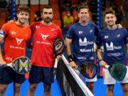 En directo los cuartos de final masculinos del Estrella Damm Valencia Open 2021