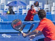 Definidas las finales del Open del Campeonato de Europa de Pádel