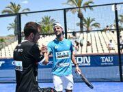 Momo González y Javi Rico campeones del Tau Cerámica Marbella Challenger