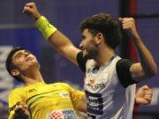 Arce y Dal Bianco campeones del Kungsbacka Open I