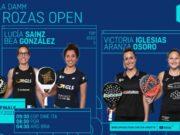 En directo los cuartos de final femeninos del Estrella Damm Las Rozas Open 2021