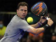 Paquito Navarro protagonista del mejor golpe del Estrella Damm Valencia Open 2021