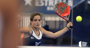 Los tres mejores puntos femeninos del Estrella Damm Las Rozas Open 2021