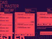 En juego el pase al cuadro final masculino del Cascais Padel Master 2021