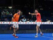Garrido y Belluati protagonistas de los cuartos de final del Estrella Damm Barcelona Master 2021