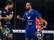 Pablo Lima y Agustín Tapia se separarán tras el Lugo Open