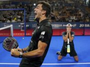 Lebrón y Galán conquistan en Lugo su quinto título de la temporada
