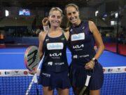 Alejandra Salazar y Gemma Triay suman en Lugo su tercer título consecutivo