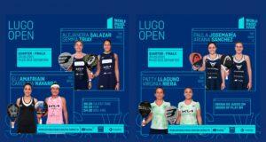 En directo los cuartos de final femeninos del World Padel Tour Lugo Open 2021