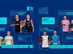 En directo las semifinales del turno de tarde del World Padel Tour Lugo Open 2021
