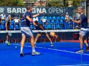Los nº1 caen a manos de Paquito Navarro y Martín Di Nenno en los cuartos de final del Sardegna Open