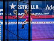 Los tres mejores puntos femeninos del Estrella Damm Barcelona Master 2021