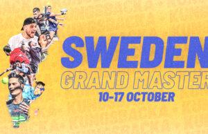 Definido el cuadro final del APT Sweden Grand Master