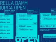 Horarios del streaming del Estrella Damm Menorca Open 2021