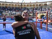 Sofia Araújo y Ana Catarina Nogueira campeonas en Albacete