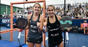 Alix Collombon y Jessica Castelló conquistan su segundo Challenger en Alfafar