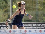 Comienza el cuadro final femenino del Estrella Damm Menorca Open 2021