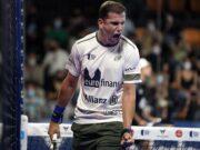 Los tres mejores puntos masculinos del Estrella Damm Menorca Open 2021