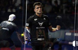 Alejandro Galán, un MVP de altura en Menorca