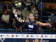 Los tres mejores puntos femeninos del Estrella Damm Menorca Open 2021