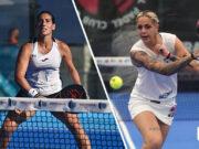 Alba Galán y Teresa Navarro jugarán juntas lo que queda de temporada