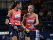 Las favoritas se citan en las semifinales del Estrella Damm Menorca Open 2021