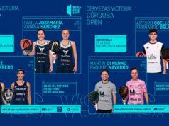 En directo las semifinales del turno de mañana del Cervezas Victoria Córdoba Open 2021