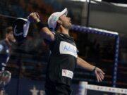 Debut con victoria de Sanyo Gutiérrez y Agustín Tapia en el Estrella Damm Menorca Open 2021