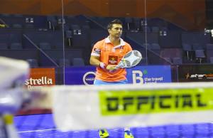 Los favoritos se citan en los cuartos de final del Sevilla Open