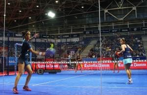 Directo de las semifinales femeninas del Abanca Ciudad de A Coruña Open