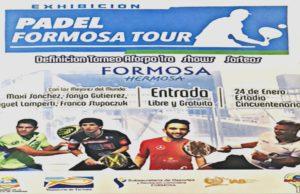 Pádel Formosa Tour