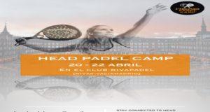 HEAD Pádel Camp
