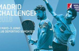 Imagen de World Padel Tour- Previa del Madrid Challenger 2018