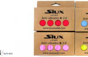 Análisis del anti-vibrador Siux VibraStop K-2.0 by K-Tech
