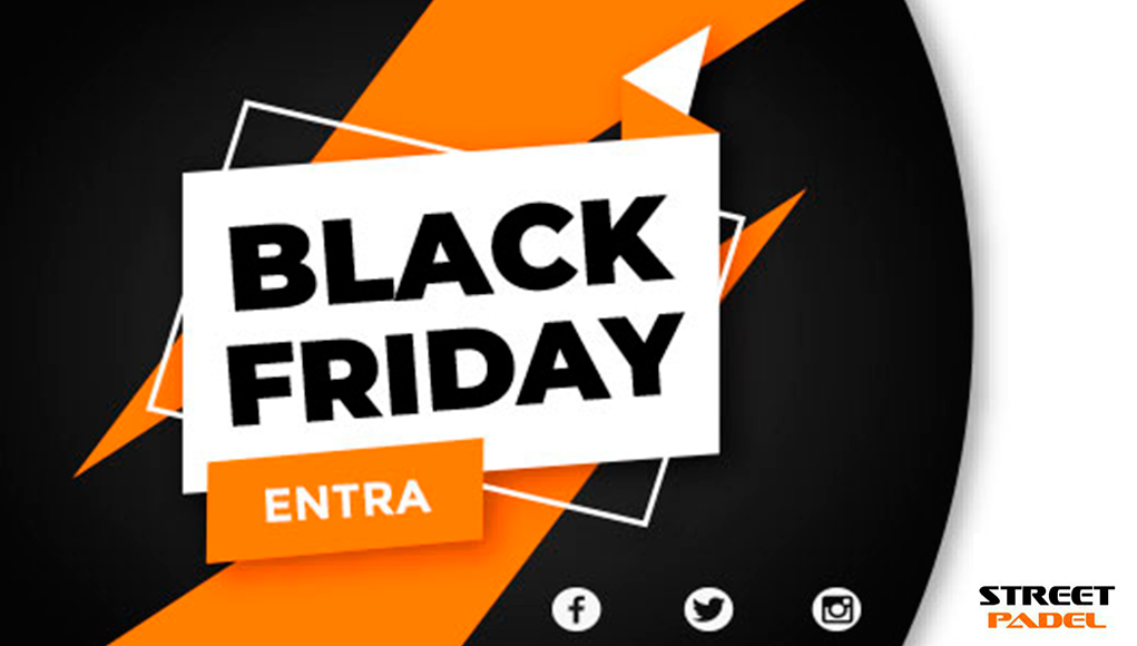 enjuague Esperar corrupción  Street Padel, la mejor web para hacer tus compras en el Black Friday 2018  que está