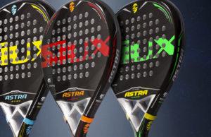 Adrenaline Pro, Black Carbon Effect y Astra nuevos lanzamientos de Siux